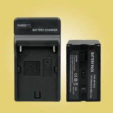Fm50 Charger+NP-F970 7200mAh Battery for Godox Yongnuo LED Video Light