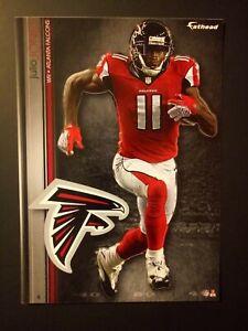NFL Atlanta Falcons Julio Jones Fathead Decal Tradeables