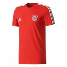 adidas Cotton Blend Football T-Shirts for Men