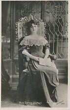 POSTCARD  ACTRESSES   Queenie  Leighton
