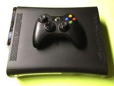 Xbox 360 Elite Black Console 120GB + 1 Wireless Controller + All Cables