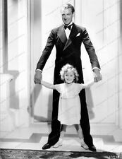 8x10 Print Shirley Temple Gary Cooper Now and Forever 1934 #00