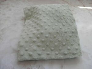 Baby Boy Girl Carter's Changing Green Minky Dot Changing Diaper Pad Cover