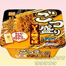 Gotsu-mori Sauce Yakisoba Japanese Food Instant Fried Noodle Large Serving New