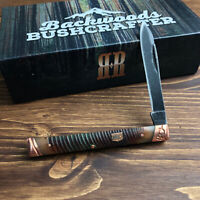 Rough Rider Backwoods Doctors 440 Stainless Steel Folding Pocket Knife RR1844