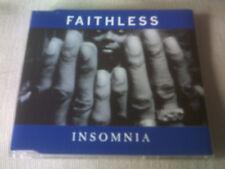 FAITHLESS - INSOMNIA - 5 MIX DANCE CD SINGLE