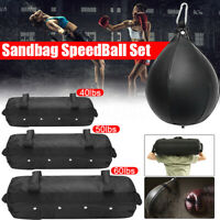 Weight Bag Fitness Training Exercise Workout Power Boxing Lifting Sand Bag