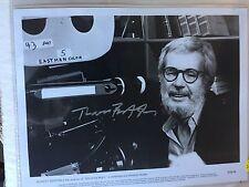 Robert Benton Hand Signed Black & White Photo
