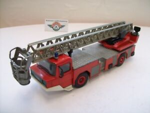 """IVECO Magirus DL 23-12 """"Feuerwehrleiter"""", 1980, GAMA ( Western Germany) 1:43"""