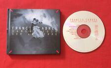 FRANCIS CABREL SAMEDI SOIR SUR LA TERRE 1994 AVEC PAROLES BON ÉTAT CD
