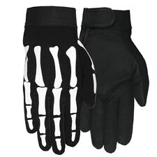 Skeleton Mechanics Motorcyle Biker Gloves (Introductory Price)Storage Wars Barry