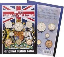 ROYAL WINDSOR COLLECTION Coins Presentation Pack 1910 - Elizabeth II British