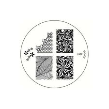 KONAD Stamping Nail Art Image Plate m89 USA FREE SHIPPING