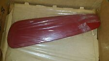 PORSCHE 997 & 987 BOXSTER CAYMAN OEM FRONT RIGHT SIDE SEAT AIRBAG - CARRERA RED