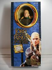 """Lord of the Rings ROTK 12"""" LEGOLAS Special Edition Collector Series ~ NEW"""