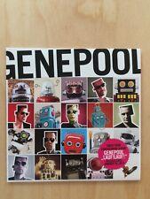 GENEPOOL - The Maggots / L.U.N.A. MCD *Indie Alternative Brit Pop*