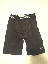 Shock Doctor Ice Hockey Shorts Cup Womens Small Black Nwot