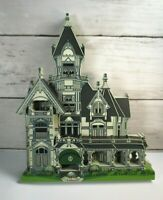 CARSON MANSION EUREKA CALIFORNIA 1997 Sheila's House Wood Shelf Sitter