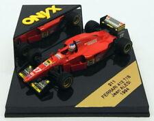 Modellini statici di auto da corsa Formula 1 Onyx Scala 1:43 Ferrari