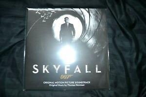 Vinyl 12 inch Record Album Movie Soundtrack James Bond Skyfall 2018