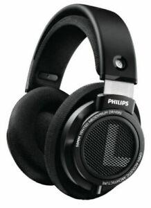 New Philips SHP9500S HiFi Precision Stereo Over-ear Headband Headphones (Black)