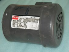 Dayton Electric 3/4 HP 3 Ph  208-220/440-480 V  60/50 Hz 3450 RPM Fr. 56C 3N4728