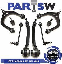 8 Pc Suspension kit for Dodge magnum Chrysler Control Arm Ball Joint Adjustable