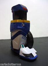 Power Rangers SPD Omega Megazord Blue Right Leg Piece Builder 2005 MMPR 20086