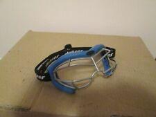 Debeer Vista Lacrosse Field Hockey Protective Goggles Dark Blue-Only Dark Blue