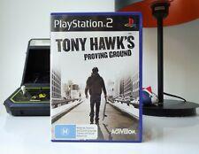 TONY HAWK'S PROVING GROUND - PLAYSTATION 2 | COMPLETE