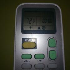 GENUINE Hisense Remote Control for Portable Air Conditioner Model DG11J1-98