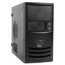 In Win Z589 Mini Tower Chassis With Usb3.0 - Mini-tower - Black (z589.ch350tb3)