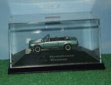 Herpa HO 1:87 Scale Convertible Modellauto Wanner Germany