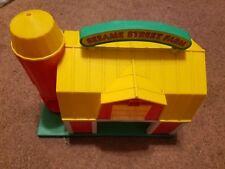 Vintage Tyco Sesame Street Farm Barn Playset