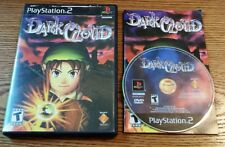 Dark Cloud (Sony PlayStation 2) ps2 action rpg georama COMPLETE