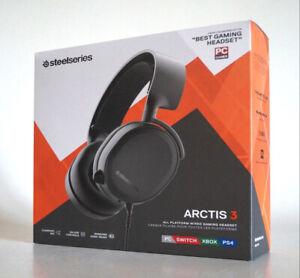 Zum Hammerpreis! SteelSeries Arctis 3 TOP Gaming Headset