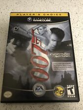 James Bond 007: Everything or Nothing (Nintendo GameCube) Clean Disc Complete