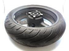 Triumph Speed Four 600 #7569 Aluminum Rear Wheel & Tire