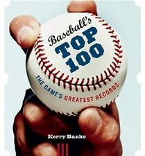 Baseball's Top 100: The Game's Greatest Records-ExLibrary