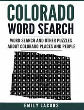 Colorado Word Search : Word Search and Other Puzzles about Colorado Places...