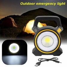 1X(Luz de inundacion portatil LED COB 30W recargable| Lampara de punto de t 4A9)