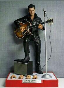 SEALED Elvis Presley ArtFx 1/6 scale 68 comeback enterbay action figure