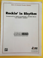Rockin' in Rhythm, Duke Ellington, Mills & Carney, Big Band Arrangement