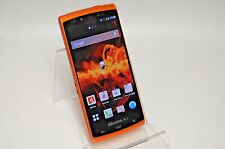 DOCOMO SHARP SH-07E ORANGE AQUOS PHONE SI QUAD-CORE ANDROID 4.2 UNLOCKED
