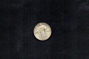 UNITED STATES 1930 STANDING LIBERTY 25CENTS.  LOOKS AND FEELS UNCIRCULATED.