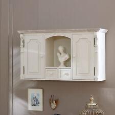 Cream Cupboard Shelf Drawers storage French chic living room bedroom bathroom