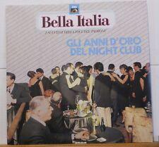 GLI ANNI D'ORO DEL NIGHT CLUB - CAROSONE-MARTINO-RAUCHI-FRANCO E I G.5- 1989