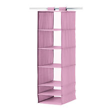 New Ikea SKUBB Organizer with 6 compartments- Pink