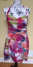 Guess Hot House Veronica Watermark Dress Size 12