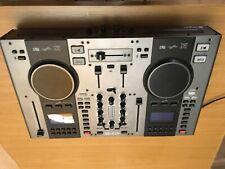 Skytec STX-95 Mixer DJ dual CD player scratch